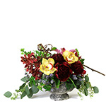 2669 - Yessica Floral Centerpiece Santa Maria CA delivery.