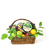 2674 - Fruitful Treasure Gift Basket Santa Maria CA delivery.