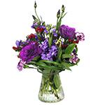 2745 - Robin Vase Arrangement Santa Maria CA delivery.