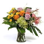 2772 - Skylar Rose Bouquet Santa Maria CA delivery.