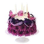 2773 - Amalie Birthday Cake Santa Maria CA delivery.