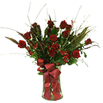 2781 - Julian Rose Arrangement Santa Maria CA delivery.
