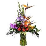 2842 - Carter Vase Santa Maria CA delivery.