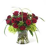 2853 - Logan Rose Bouquet Santa Maria CA delivery.