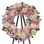 2880 - Hannah Wreath Santa Maria CA delivery.