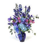 2884 - Sini Vase Arrangement Santa Maria CA delivery.
