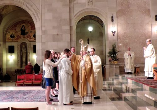 RosaryCathedralConfirmation
