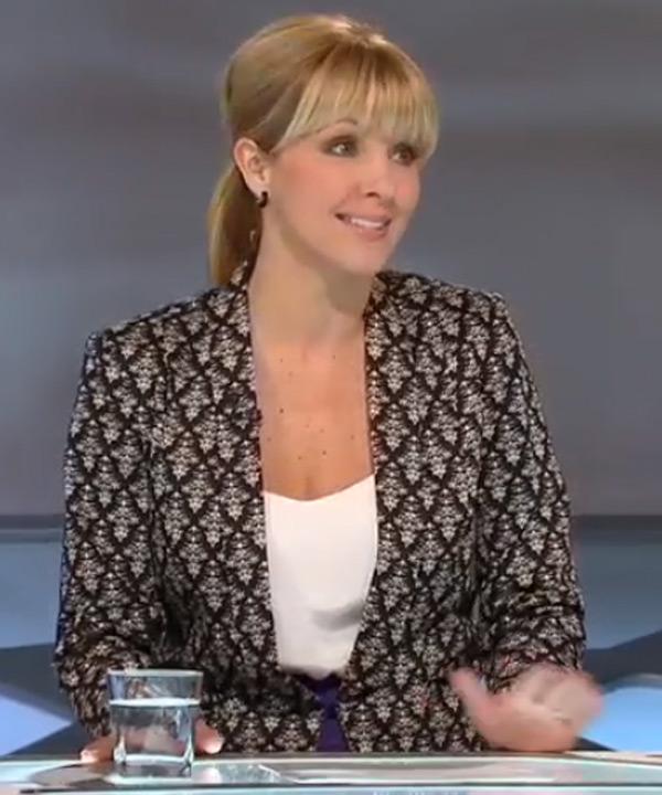 Looks de Véro aux Enfants de la télé hiver 2013