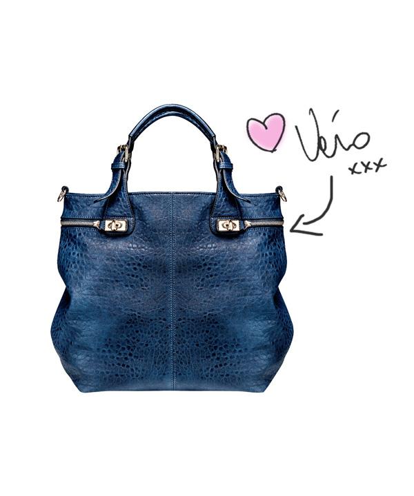 Mode en bleu