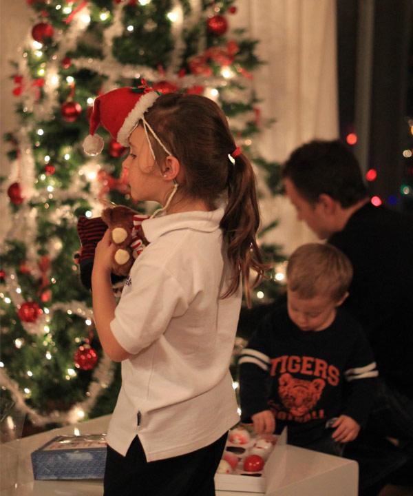 À chacun ses rituels de Noël