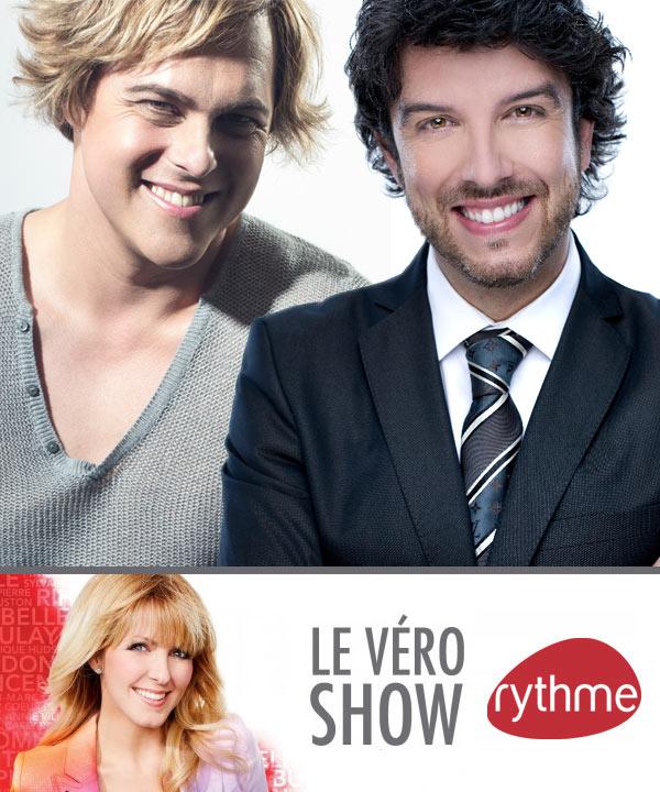 Alex Perron et Jean Airoldi dans le Véro Show
