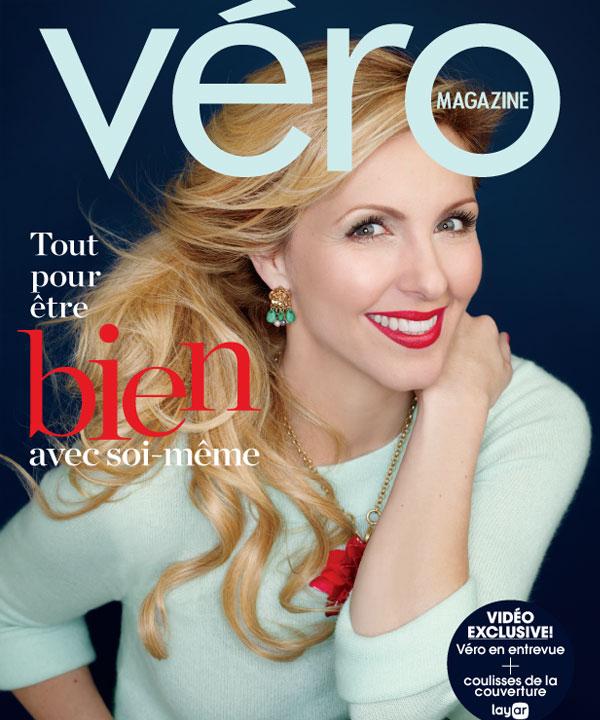 Couverture Véro magazine numéro 3