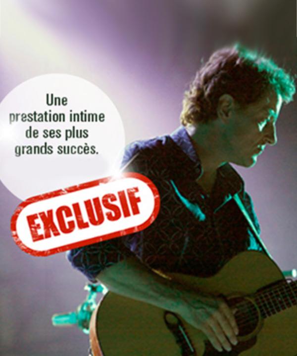Francis Cabrel en concert web ce soir dans le Véro Show!