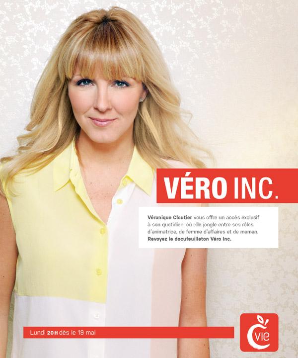 Véro Inc. de retour à Canal Vie