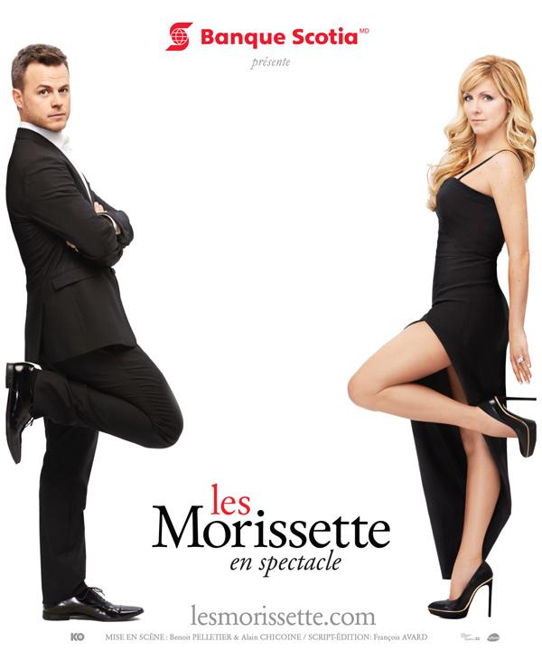 Les Morissette en spectacle