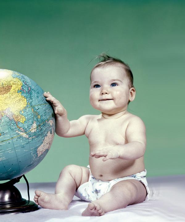 Voyager au bout du monde avec bébé?