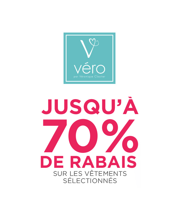 Grande vente d'été sur les collections Véro!
