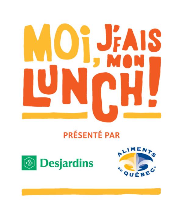Campagne Moi, j'fais mon lunch!