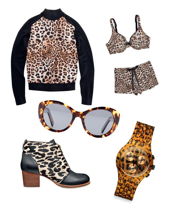 La vie en léopard