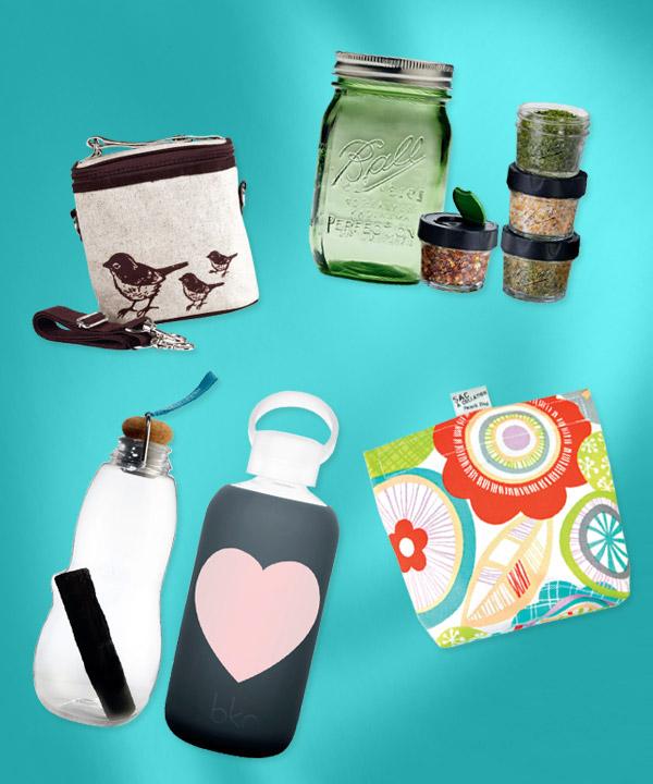 15 accessoires pratiques pour la boîte à lunch