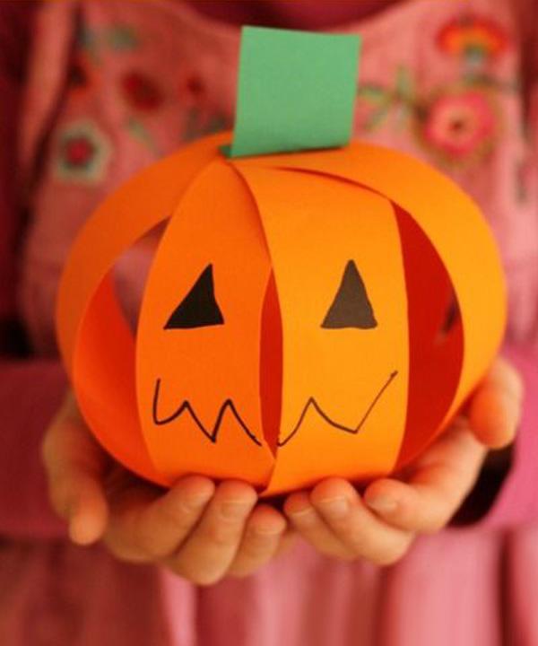 Cinq idées bricolages faciles pour l'Halloween