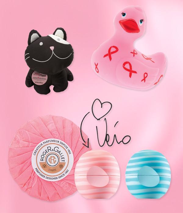8 accessoires beauté tout en rose à prix doux