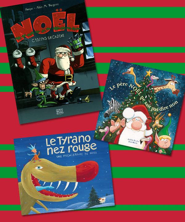 Suggestions de 15 lectures de Noël par des auteurs québécois