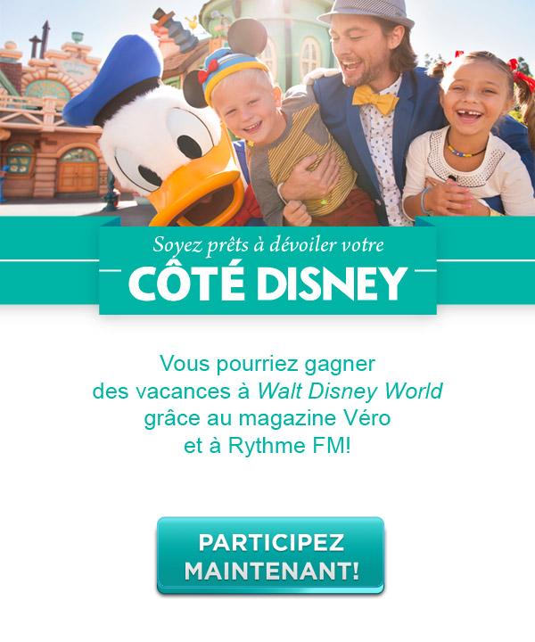 Soyez prêts à dévoiler votre côté Disney