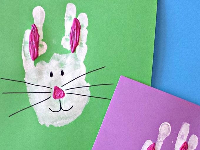6 suggestions bricolage pour p ques v ronique cloutier - Bricolage lapin de paques ...