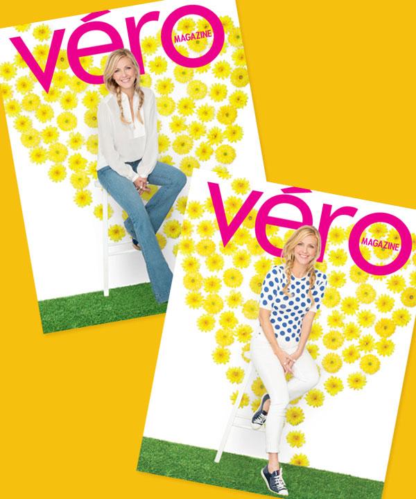 Quelle photo auriez-vous choisie pour la couverture du Véro magazine no7?