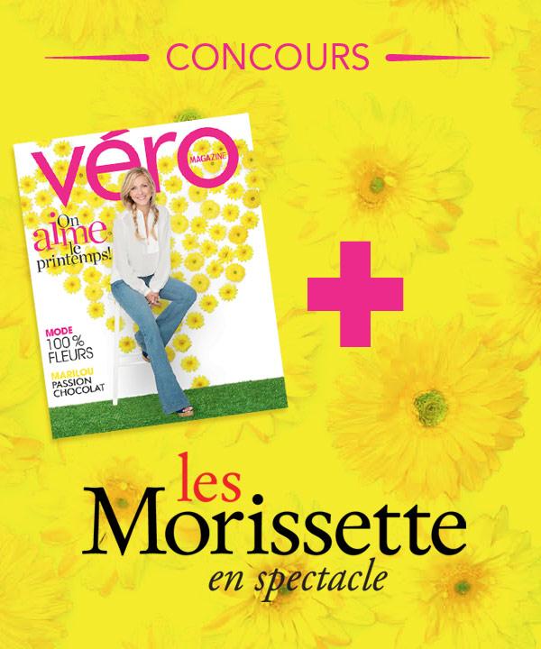 Célébrez le printemps avec le Véro magazine!