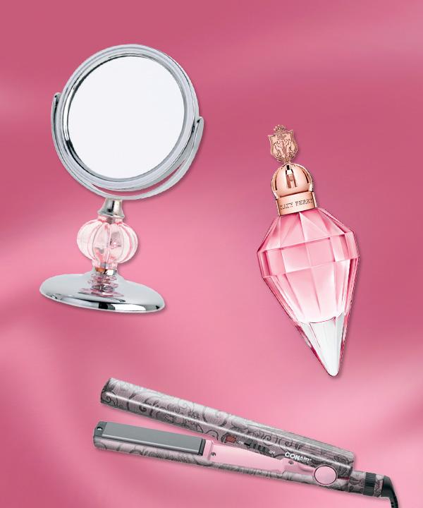 7 accessoires beauté pour voir la vie en rose