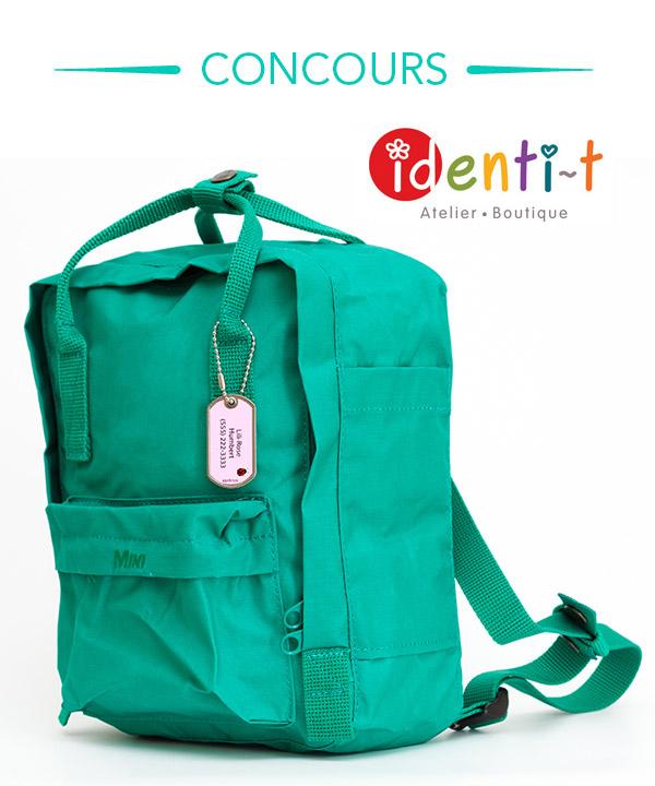Gagnez un ensemble d'étiquettes « Camp d'été » d'Identi-T!