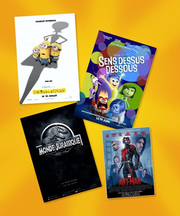 Suggestions de films à voir en famille cet été