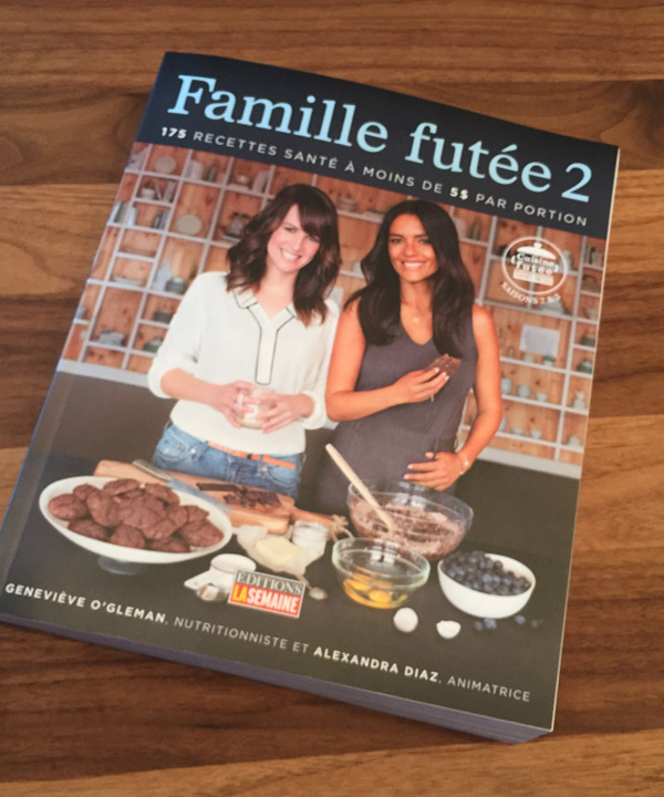 Entrevue avec Alexandra Diaz et Geneviève O'Gleeman du livre Famille futée 2