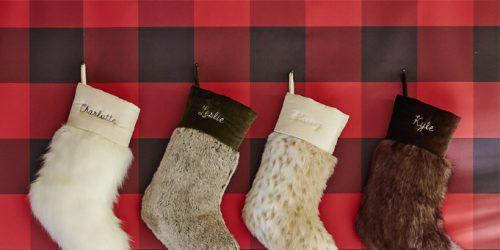Un Noël douillet tout en fourrure