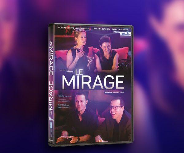 Gagnez le DVD du film Le Mirage