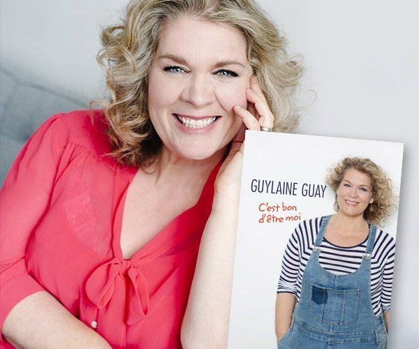 Gagnez le livre de Guylaine Guay!