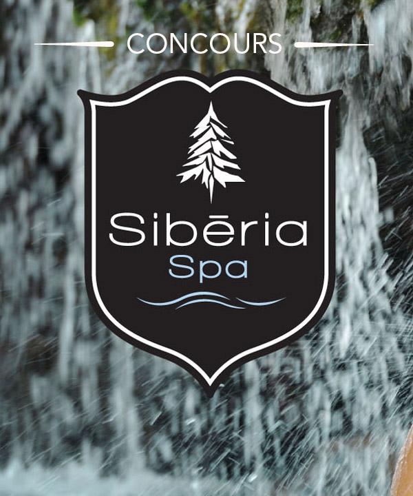 Vivez l'expérience Sibéria Spa!
