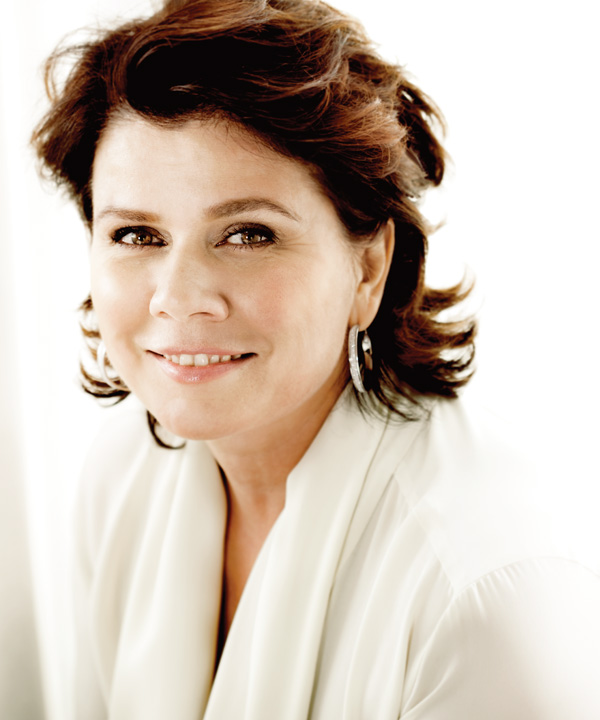 Entrevue avec Marina Orsini