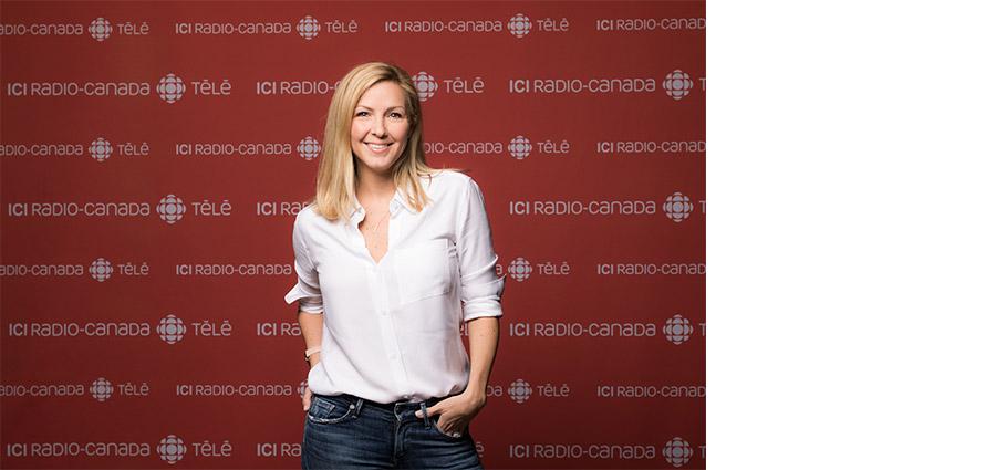 Véronique Cloutier de retour sur ICI Radio-Canada Télé dès janvier 2017