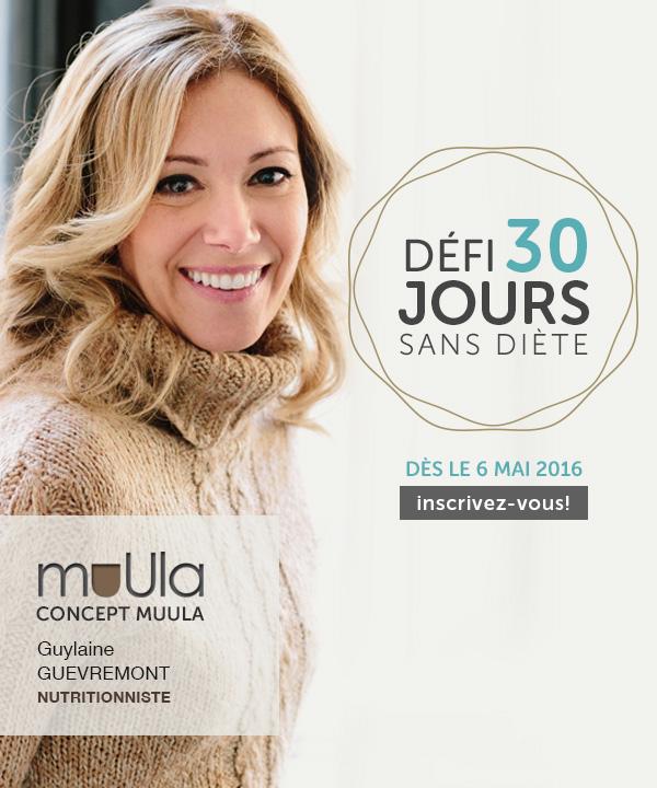 Défi 30 jours sans diète
