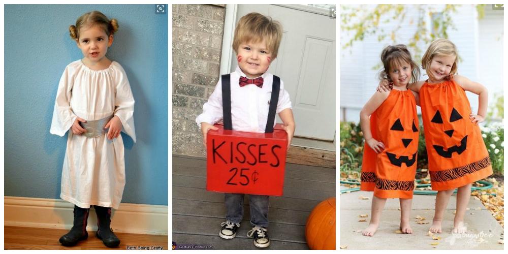 Halloween 10 Idees De Costumes Faciles Pour Enfants Veronique Cloutier