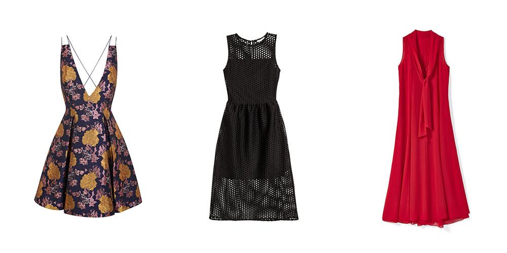 shopping mode 10 robes pour les f tes v ronique cloutier. Black Bedroom Furniture Sets. Home Design Ideas