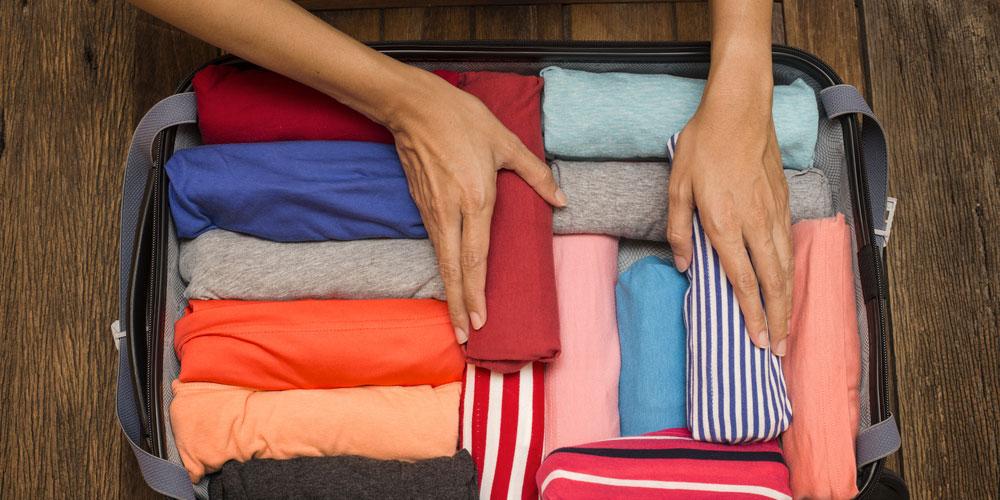 top v des trucs pratiques pour pr parer sa valise. Black Bedroom Furniture Sets. Home Design Ideas