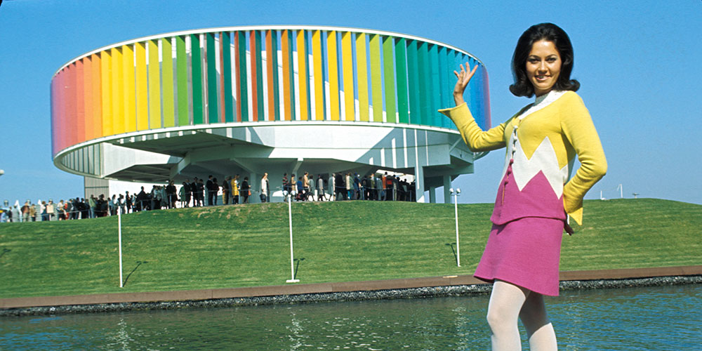 Hôtesse Expo 67
