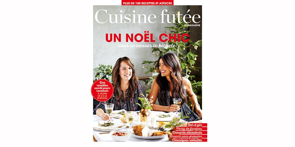 Magazine Cuisine Futee Des Fetes Un Noel Chic Sans Se Casser Le