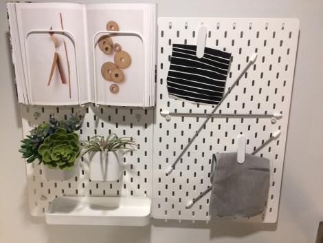 4 inspirations rep r es au salon de l 39 habitation v ronique cloutier. Black Bedroom Furniture Sets. Home Design Ideas