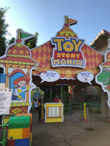 Toy Storie Land