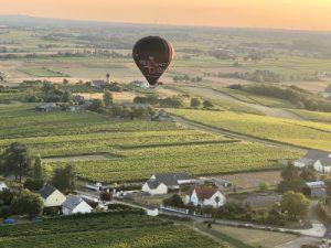 Montgolfière Loire